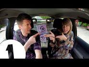 Taylor Swift & Greg James Sing Blank Space