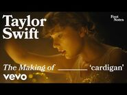 Taylor Swift - The Making of 'cardigan' - Vevo Footnotes