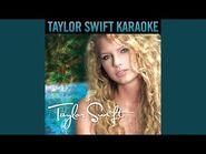 Teardrops On My Guitar (Instrumental w- BG vocals)