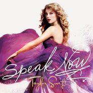 Speak Now Album Cover