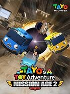 Tayo's toy adventure mission ace 2 cover