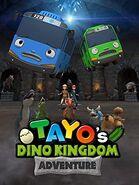 Tayo's dino kingdom adventure