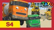 Tayo S4 EP6 l Chris wants recognition l Tayo the Little Bus l Season 4 Episode 6
