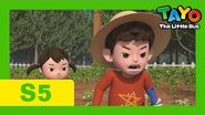 Tayo S5 Special Episode l Kinder isn't helpful at the farm l Tayo the Little Bus