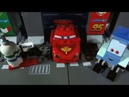 LEGO CARS Tokyo International Circuit 8679