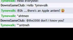 The Apple Antem