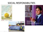 Socialresponsibilities