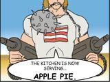 Apple Pie Stevenson