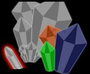 Adar crystal