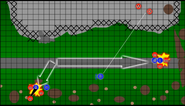 Episode 13 battle map