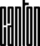Canton tea black and white logo