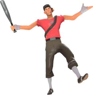 Scout taunting with the Bat TF2.png