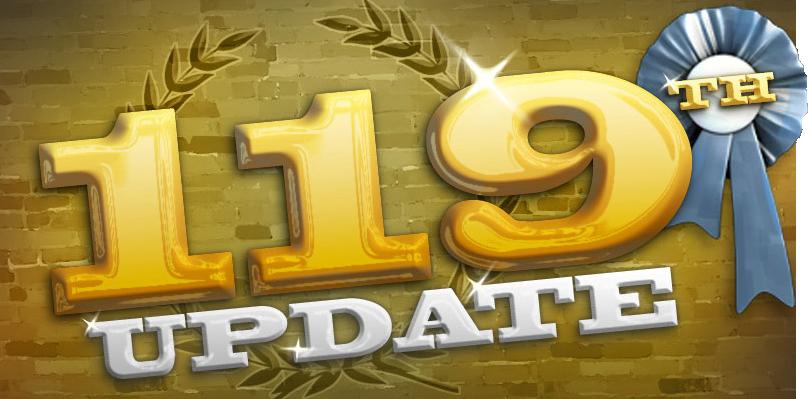 119th Update