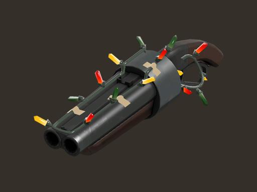 Festive weapons