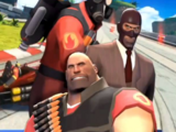 The Heavy, The Spy & The Pyro (Sonic)