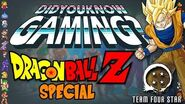 Dragon Ball Z Games - Did You Know Gaming? Feat