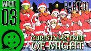 DragonBall Z Abridged MOVIE Christmas Tree of Might Part 1 - TeamFourStar (TFS)