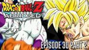 DragonBall Z Abridged Episode 30 (Part 2) - TeamFourStar (TFS)