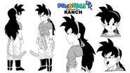 Ranch model sheet raditz turned good masakox abridged tfs teanfourstar dragonballrr by dbztrev-dcan77s.png