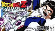 DragonBall Z Abridged Episode 26 - TeamFourStar (TFS)