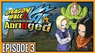 DragonBall Z KAI Abridged Parody- Episode 3 - TeamFourStar (TFS)