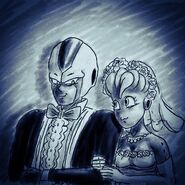 Puddin X Cooler Marriage