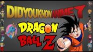 Dragon Ball Z - Did You Know Anime? Feat