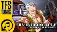 Dragon Ball Z Abridged MUSIC Cha-La Head Cha-La (Trucker Hat Version)