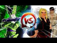 Cell Vs Ryu & Ken -CellGames - TeamFourStar