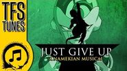 Dragonball Z Abridged MUSIC Frieza - Just Give Up! (A Hamilton Song Parody)