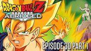 DragonBall Z Abridged Episode 30 (Part 1) - TeamFourStar (TFS)