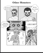 OTHER MONSTERS SCRIPT-COMIC