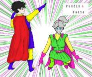 Puddin and paata tfs teamfourstar by krempoolz-dao1nty