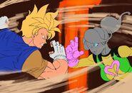 Paata Tahts Vs Puddin Dragon Ball Xenoverse 2 XV2 MasakoX TFS Team Four Star