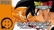 DragonBall Z Abridged SPECIAL Bardock Father of Goku - TeamFourStar (TFS)