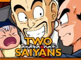 Two and a Half Saiyans