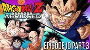DragonBall Z Abridged Episode 10 (Part 3) - TeamFourStar (TFS)