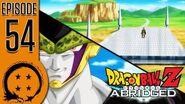 DragonBall Z Abridged Episode 54 - CellGames TeamFourStar (TFS)