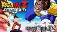 DragonBall Z Abridged Episode 10 (Part 2) - TeamFourStar (TFS)