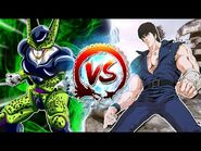 Cell Vs Kenshiro -CellGames - TeamFourStar