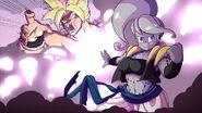 Puddin Metamoran outfit vs Super Broly (by BrachyZoid) TFS Team Four Star Dragon Ball Xenoverse 2 XV2