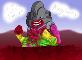 Fighting Raspberry