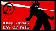 Day of Fate ~Spirit VS Spirit~ Lyric Video (Unmei No Hi English Cover) Team Four Star