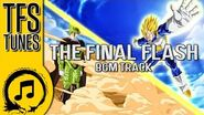 Dragonball Z Abridged MUSIC- The Final Flash (BGM Track) - Team Four Star
