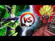 Deadpool VS Cell -CellGames - TeamFourStar