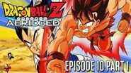 DragonBall Z Abridged Episode 10 (Part 1) - TeamFourStar (TFS)