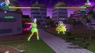 Time Breaker Dumplin and Puddin doing the Para Para Dance Xenoverse 2 XV2 TFS Team Four Star