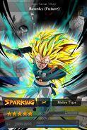 Super Saiyan 3 Raunks (by chancellord) masakox tfs teamfourstar dragon ball xenoverse 2 r&r
