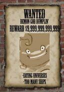 Dumplin wanted capture
