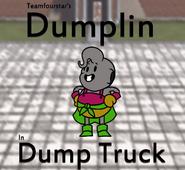 Tfs teamfourstar dump truck dumplin colored version by kianan